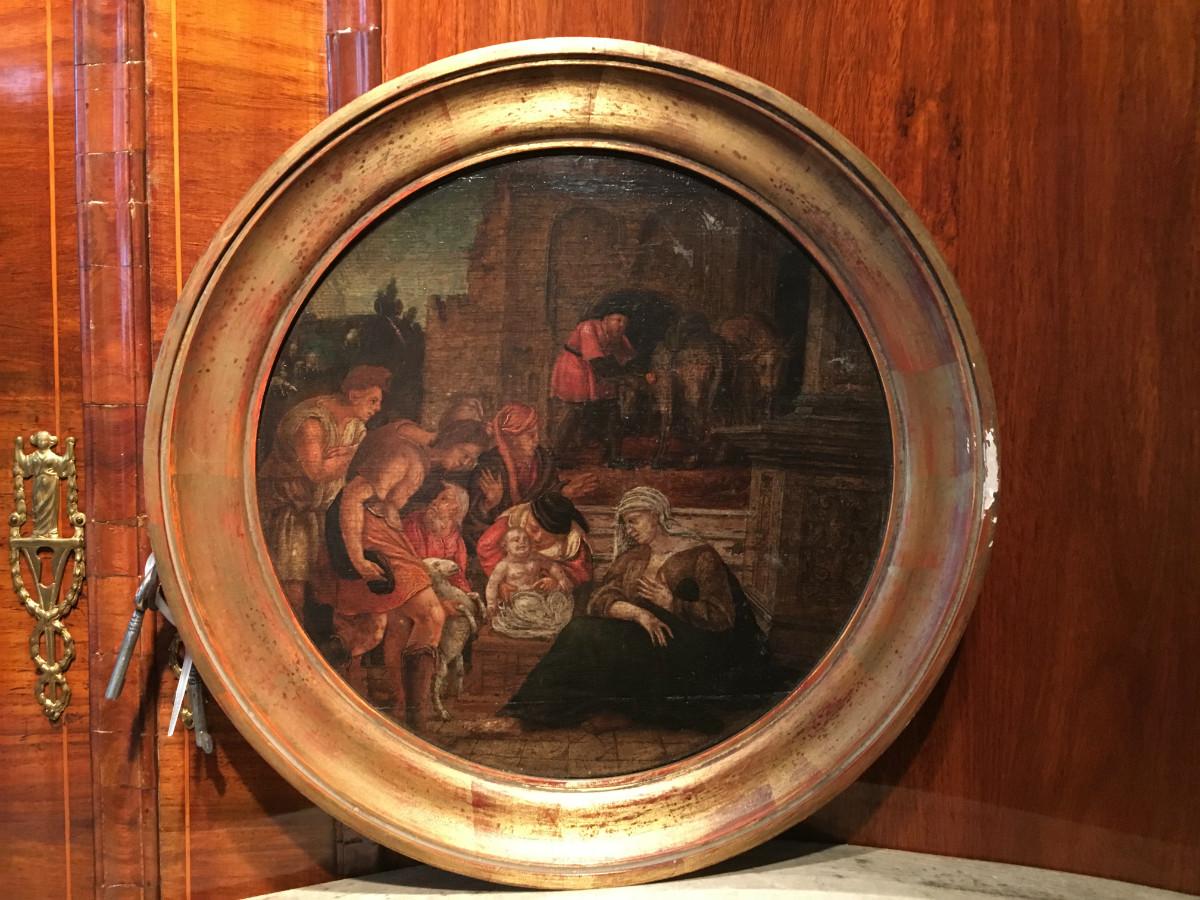 Renaissance Oil